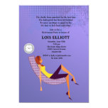 Kick up your Feet Female Retirement Party Personalised Invitation