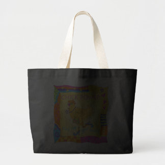 Kick Up Your Heels Chick Power Tote Bag