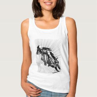 Kickass moto shirt for women