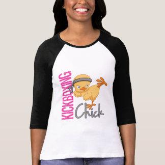 Kickboxing Chick Tshirts