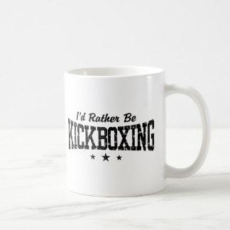 Kickboxing Coffee Mug