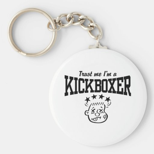 Kickboxing Key Chains