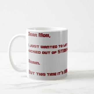 Kicked Out Mug