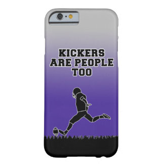 Kickers Are People Too Football Phone Case