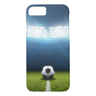 Kickoff Stadium And Soccer Ball iPhone 8/7 Case