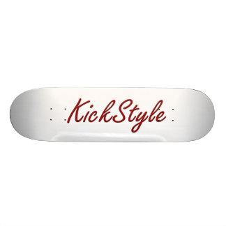 KickStyle Skate Board