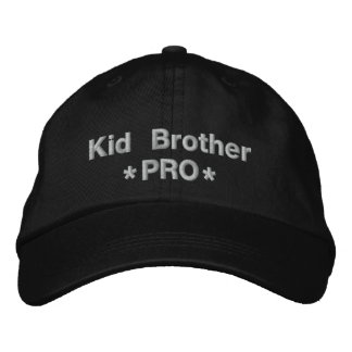 Kid Brother Pro Embroidered Hat
