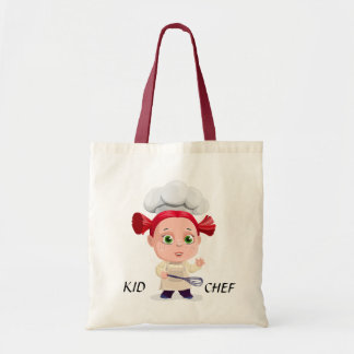 Kid Chef Tote Bag