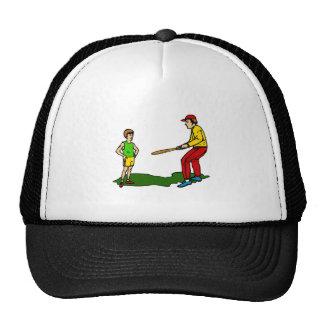 kid & coach hats