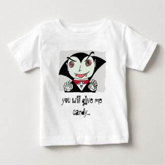 kid dracula, you will give me candy... baby T-Shirt
