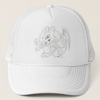 Kid Dragon Hat
