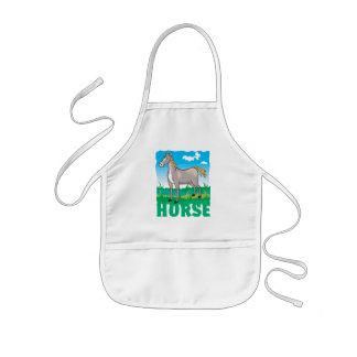 Kid Friendly Horse Aprons