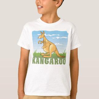 Kid Friendly Kangaroo T-Shirt