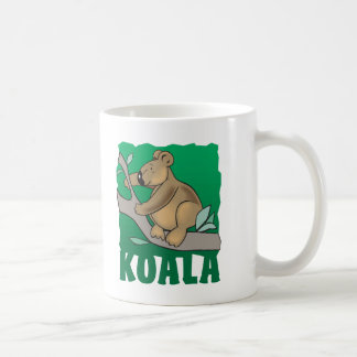 Kid Friendly Koala Bear Coffee Mug