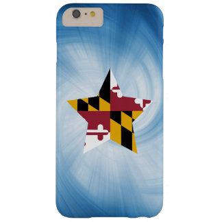 Kid Friendly Maryland Flag Star Barely There iPhone 6 Plus Case