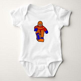 Kid Goalie Baby Bodysuit