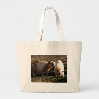 Kid Goats Jumbo Tote Bag