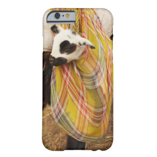 Kid in a saddlebag barely there iPhone 6 case