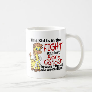 Kid In The Fight Against Bone Cancer Mugs