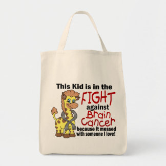 Kid In The Fight Against Brain Cancer Bag