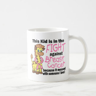 Kid In The Fight Against Breast Cancer Mug