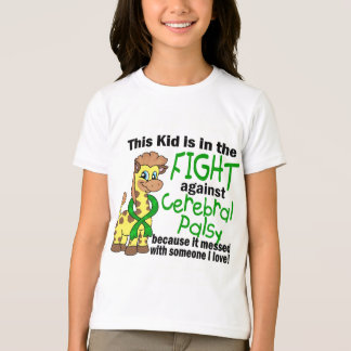 Kid In The Fight Against Cerebral Palsy T-Shirt