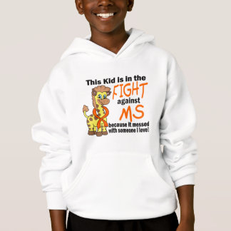 Kid In The Fight Against MS Multiple Sclerosis