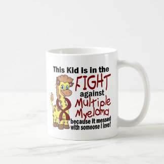 Kid In The Fight Against Multiple Myeloma Coffee Mug