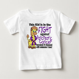 Kid In The Fight Against Pancreatic Cancer Shirt