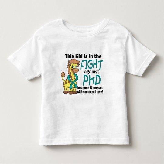 Kid In The Fight Against PKD Toddler T-Shirt