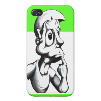 Kid iPhone 4 Cover