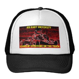 Kid Kart University Cap