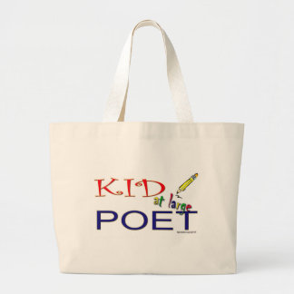 Kid Poet Canvas Bag
