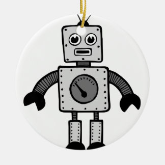 Kid Robot Christmas Ornament
