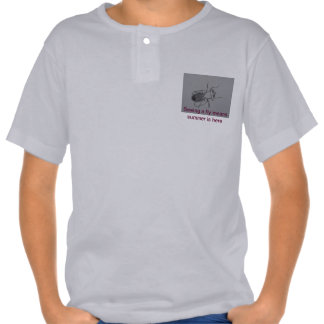 KID S AUGUSTA TWO-BUTTON T-SHIRT - FLY