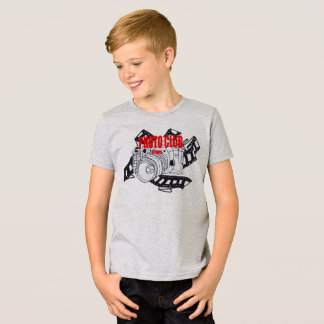 Kid size Photo Club T Shirts
