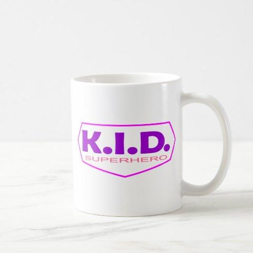 Kid Superhero 2 Mugs