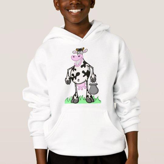 "kid sweater cow ""cartoon"""