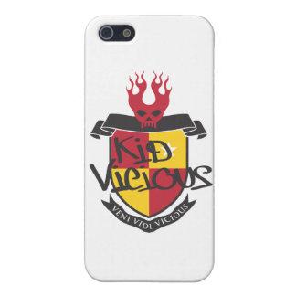 Kid Vicious Merch Rocks iPhone 5 Cases