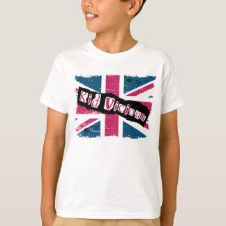 Kid Vicious Punk T-shirt