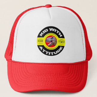 Kid With Attitude - Trucker Hat