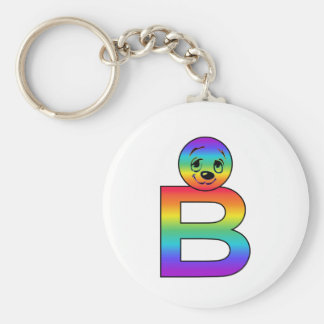Kidbet Letter B Key Chains