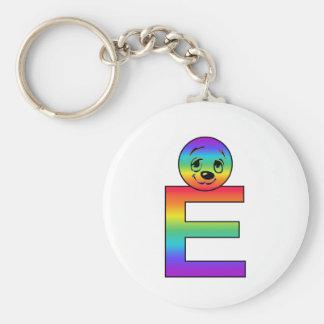 Kidbet Letter E Key Chains