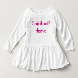 "Kiddie ""Spiritual Homie"" Dress"