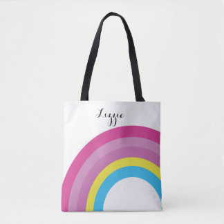 Kiddy Rainbow Tote