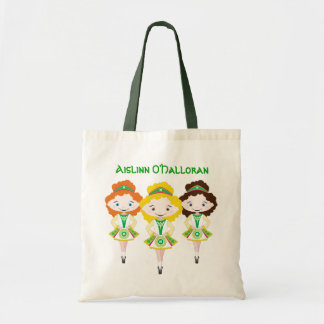 KIDLETS irish dancer dancing school shoe bag
