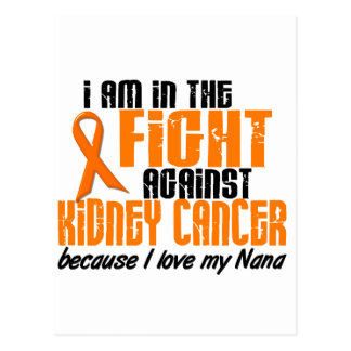 KIDNEY CANCER In The Fight For My Nana 1 Postcard