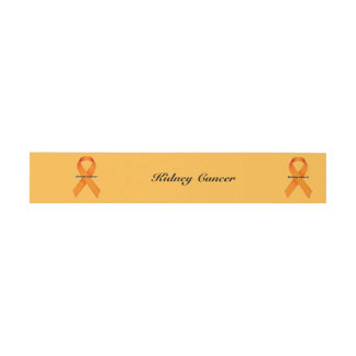Kidney Cancer Invitation Belly Band