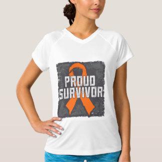 Kidney Cancer Proud Survivor Tee Shirts