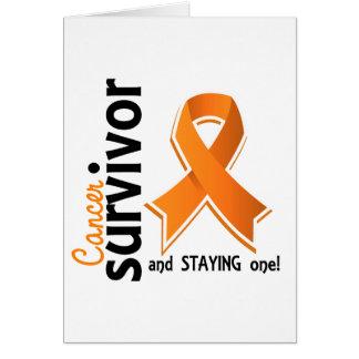 Kidney Cancer Survivor 19 Greeting Cards